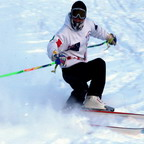 Das Ski-Resort Alshan ist von mit Bäumen bedeckten Bergen umgeben und eines der besten Ski-Resorts in China nach dem Resort Yabuli. Außerdem ist es eine der Trainingsbasen des Olympia-Ski-Teams.