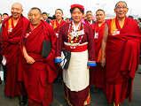 PKKCV-Mitglieder aus Tibet stehen im Medienfokus
