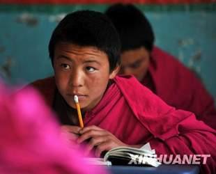Gansu ,tibetischen Nationalit?t ,Tibet,Lama,M?nche