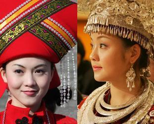 Am Nationalen Volkskongress, dem Parlament der Volksrepublik China, nehmen auch die Abgeordneten aus unterschiedlichen nationalen Minderheiten teil. Dabei tragen die Abgeordneten ihre traditionelle Kleidungen. Ihr merkwürdiger Kopfschmutz hat die Aufmerksamkeit der Journalisten auf sich gezogen.
