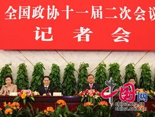 Pressekonferenz über die Vorbereitungen für die Expo 2010 in Shanghai