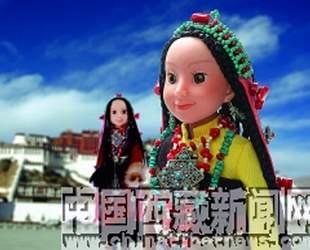 tibetische Barbies ,Barbies,Gonggar,Lhasa,Fuxi,Deutschland,Tibet 2