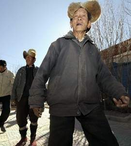 demokratischen Reformen,Tibeter, Tibet ,Migmar Dondrup , Leibeigene 1