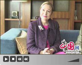 EU-Kommissarin ?u?ert sich zu Beziehungen zwischen China und der EU