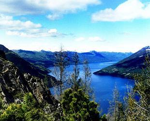 Der schöne Kanas-See