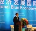 Am Dienstag ist das Blue Economy Forum in der Küstenstadt Qingdao zu Ende gegangen. W?hrend der anderthalbt?gigen Konferenz mit Experten aus 15 L?ndern hat die Provinzregierung mit anderen entsprechenden ?mtern eine Vorlage vereinbart.