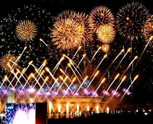 Die große Gala zum 60. Nationalfeiertag Chinas ist beendet.