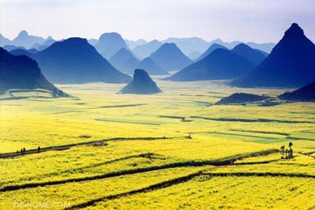 berge und meer china