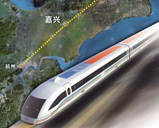 Zheng Jian, der im chinesischen Eisenbahnministerium für die Planung zuständig ist, sagte am Samstag in Beijing, dass das Programm der Magnetschwebebahn zwischen Shanghai und Hangzhou vom Staatsrat genehmigt worden sei.
