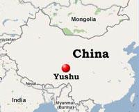 Am Morgen des 14. April haben sich zwei Erdbeben, eins davon mit der Stärke 7,1 auf der Richterskala, im Tibetisch-Autonomen Bezirk Yushu in der nordwestchinesischen Provinz Qinghai ereignet. Das Epizentrum befand sich in der Nähe der Kreisstadt.