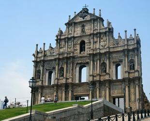 Die Altstadt von Macao ist Sinnbild des kulturellen Austausches zwischen China und dem Ausland über mehr als 400 Jahre.