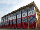 Nach zwei Monaten und fast 200.000 Teilnehmern des 'Stadtspiels' mit jeweils 16 Spielern pro Stadtblock und insgesamt 11.703 eigenen kleinen Vierteln im 'Deutsch-Chinesischen Haus' ist die Stadt von 'Deutschland und China – Gemeinsam in Bewegung' am Mittwoch komplettiert worden.