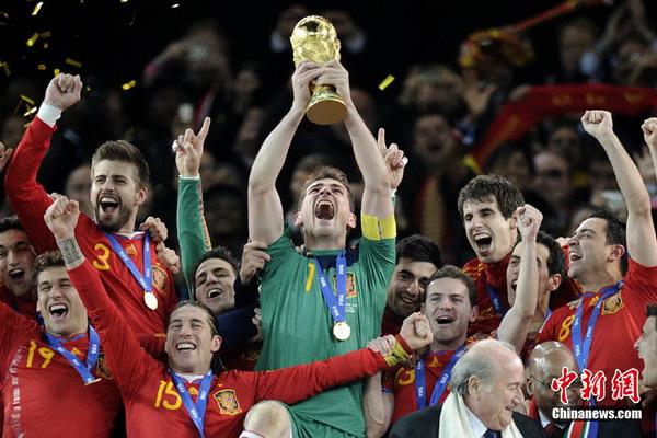 Spanien Ist Fußball Weltmeister 2010 Und Paul Hatte Wieder Recht