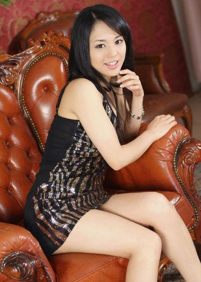 Asiatische Pornodarstellerin