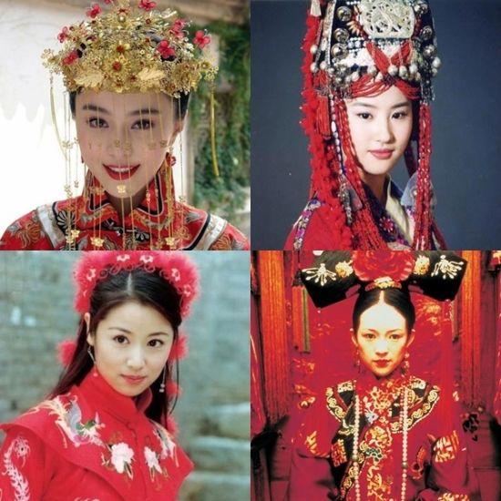 Bilder - german.china.org.cn - Chinesische Stars in antiken ...