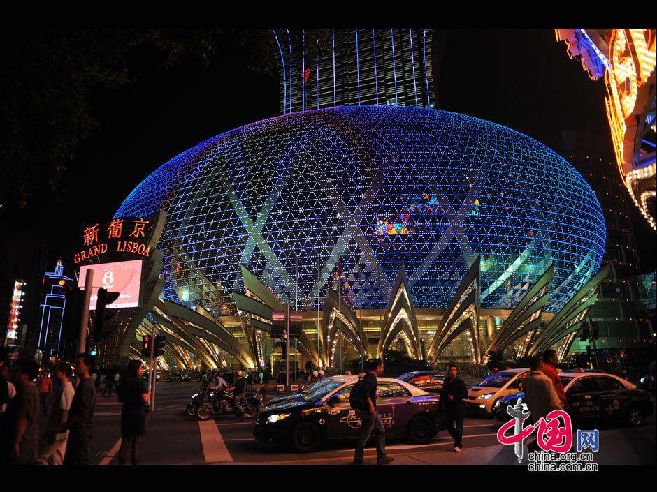 Las Vegas Des Ostens Macao Chinaorgcn