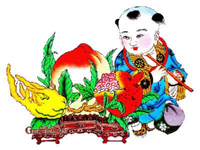 Kultur - german.china.org.cn - Chinesische Neujahrsbilder und ihre ...