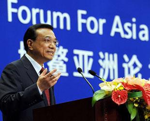 Die Jahrestagung des Bo'ao Asien-Forums ist am Montag in Bo'ao in der südchinesischen Inselprovinz Hainan eröffnet worden. Der chinesische Vizeministerpräsident Li Keqiang legte dabei eine Rede.