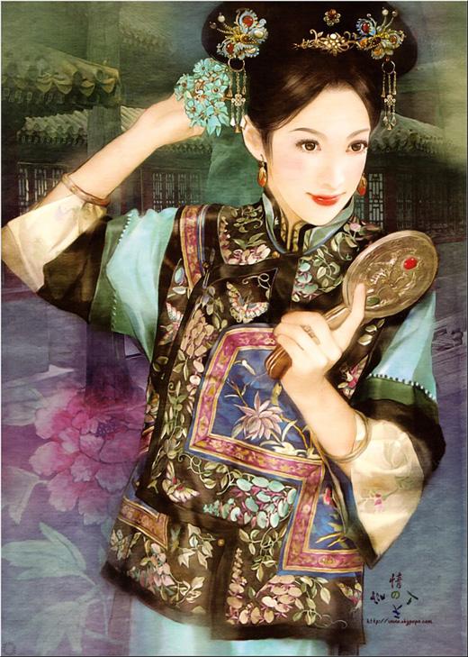 Kultur German China Org Cn Schonheiten Aus Dem Alten China