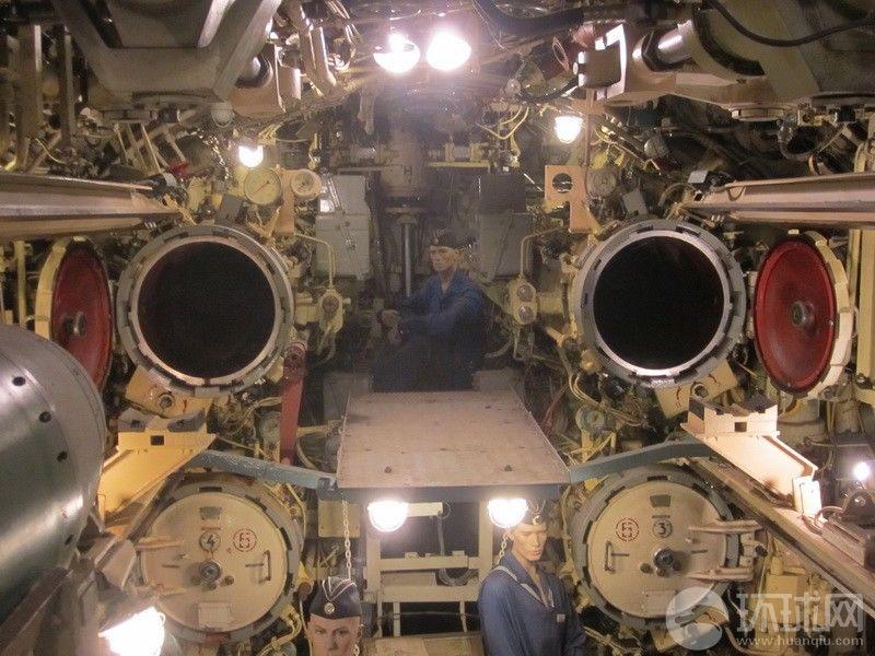 Bilder enthüllen innenraum des sowjetischen u boots vom typ 641b