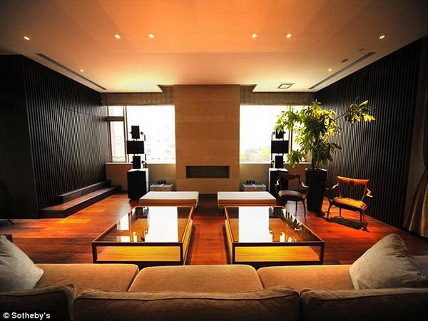 reise - german.china.cn - tokio: teuerstes luxus- appartement, Innenarchitektur ideen