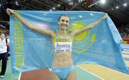 Schöne sportlerinnen machen olympische spiele attraktiver