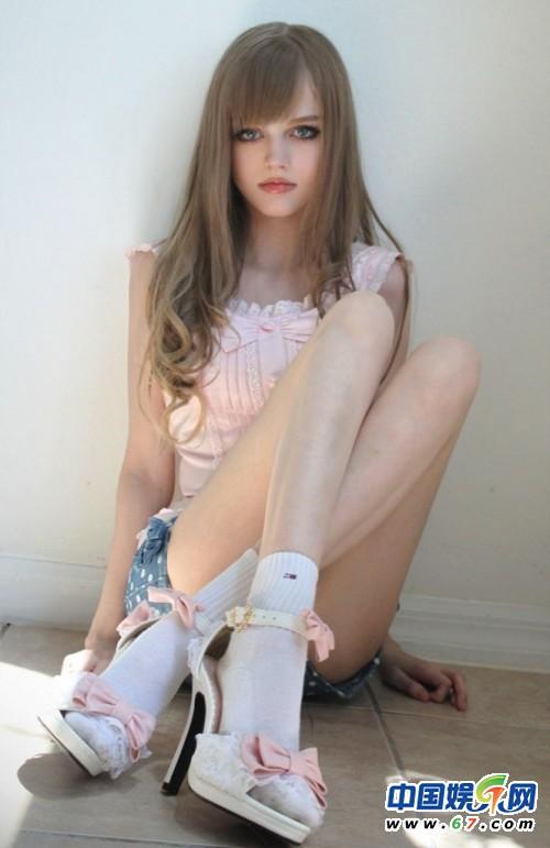 Um ein Mädchen zu werden