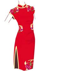 Im Zuge der Tatsache, dass traditionelle Frauenkleidung wieder an Popularität gewinnt, ist das Qipao mittlerweile wieder in der Gunst bei jungen Frauen, insbesondere zu besonderen Angelegenheiten.