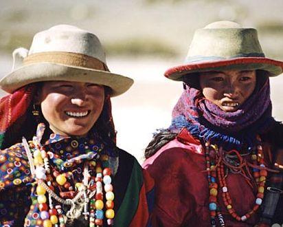 Tibet: Bilder aus dem weiten Land