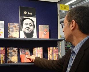 Mo Yans Nobelpreis hat zu einem gesteigerten internationalen Interesse an chinesischer Literatur geführt, der ausländische Buchmarkt ist hungrig auf Publikationen, die sich um das Thema China drehen.