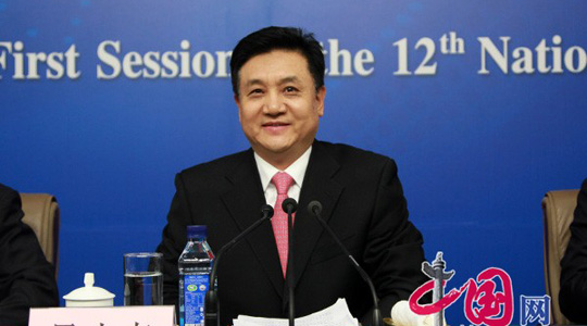 Heute Nachmittag um 15 Uhr findet eine Pressekonferenz zum Thema 'Umweltschutz und Aufbau der ökologischen Zivilisation' in Beijing statt.