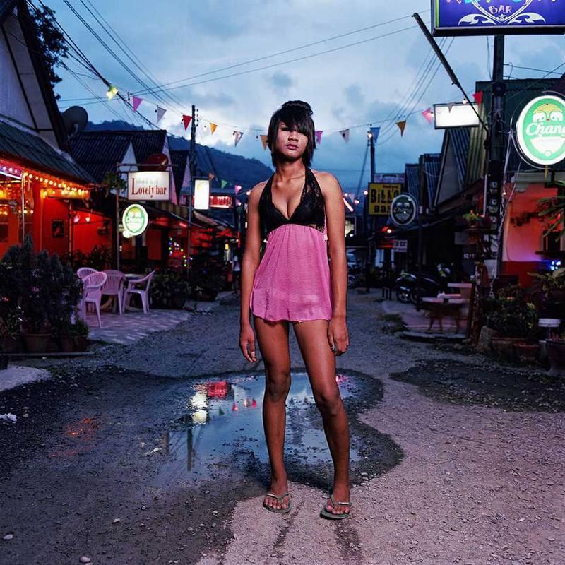 International - german.china.org.cn - Ladyboys in Thailand