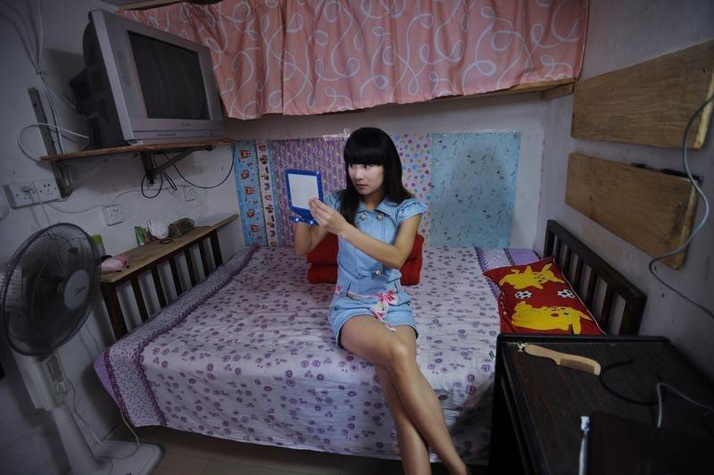 china leben am rande der. Black Bedroom Furniture Sets. Home Design Ideas