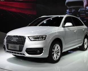 Laut FAW-VW kommt der in China produzierte Audi Q3 am 8.4 auf den chinesischen Markt, die Kosten werden sich zwischen 298.000 bis 438.000 Yuan (zirka 37.500 bis 55.000 Euro) bewegen.