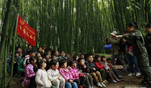 Kindertag: Kinder im Erdbebengebiet der Provinz Sichuan