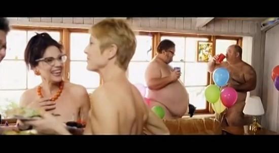 nackt musik video