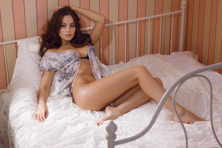 Sexy Im Bett