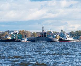 Die 'Juri Dolgoruki' ist das erste Produkt des Projekts 955/955A (NATO- Bezeichnung: Borei-Klasse), einer neuen Klasse von Atom-U-Booten der russischen Marine. Die Borei-Klasse ist in der Lage, seegestützte Interkontinentalraketen abzuschießen.