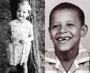 Merkel, Putin, Obama: Fotos aus der Kindheit von Spitzenpolitikern
