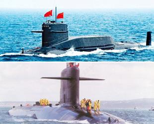 Das Atom-U-Boot vom Typ 094 (NATO-Kennzeichen: Jin-Klasse) fungiert als SSBN der zweiten Generation der chinesischen Marine, das den alten Typ 092 (NATO-Kennzeichen: Xia-Klasse) ersetzt.