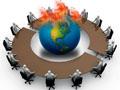 Die UN-Klimakonferenz ist die jährlich stattfindende Vertragsstaatenkonferenz der UN-Klimarahmenkonvention. Seit 2005 ist die Konferenz um das Treffen der Mitglieder des Kyoto-Protokolls ergänzt worden.