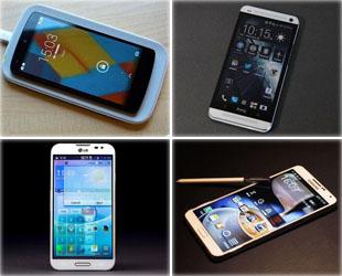 Smartphones, auf denen das Betriebssystem Android von Google läuft, sind momentan sehr populär. Doch welches Handy aus der riesigen Android-Familie soll man kaufen? Die Webseite androidheadlines (AH) hat vor kurzem die zehn besten Android-Smartphones für die Saison 2013/2014 ausgewählt.