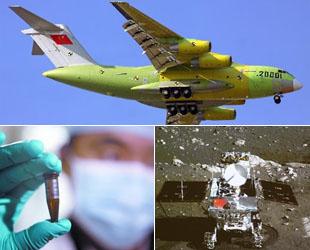 Elf wissenschaftliche Leistungen Chinas im Jahr 2013