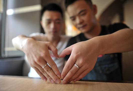 china homosexualität