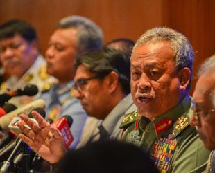 Der Generaldirektor der Abteilung für zivile Luftfahrt in Malaysia, Azharuddin Abdul Rahman, hat am 9. März bei einer Pressekonferenz Auskunft gegeben über das mysteriöse Verschwinden von Flug MH370 der Malaysia Airlines. Dabei sagte er, die Suche und die Lokalisierung des vermissten Flugzeuges hätte oberste Priorität.