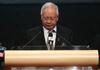 Das vermisste Flugzeug der Malaysia Airlines ist nach Angaben des malaysischen Ministerpräsidenten Najib Razak im südlichen Indischen Ozean ins Meer gestürzt. Das teilte der Regierungschef am Montag mit.
