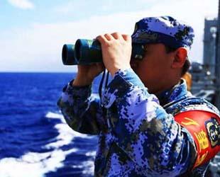 Der chinesische Eisbrecher 'Xue Long' ist am Mittwoch in das Seegebiet mit den möglichen Wrackteilen der vermissten Malaysia-Airlines-Maschine eingetroffen.