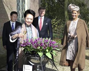 Chinas Staatspräsident Xi Jinping hat sich am Sonntag erneut mit dem niederländischen König Willem-Alexander getroffen. Xi informierte den König über die Gegebenheiten, den Entwicklungsweg, die Entwicklungsidee sowie die Vertiefung der Reformen in China.