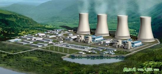 China Atomkraftwerke