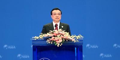 China für gemeinsame Bemühung um friedliches und offenes Asien